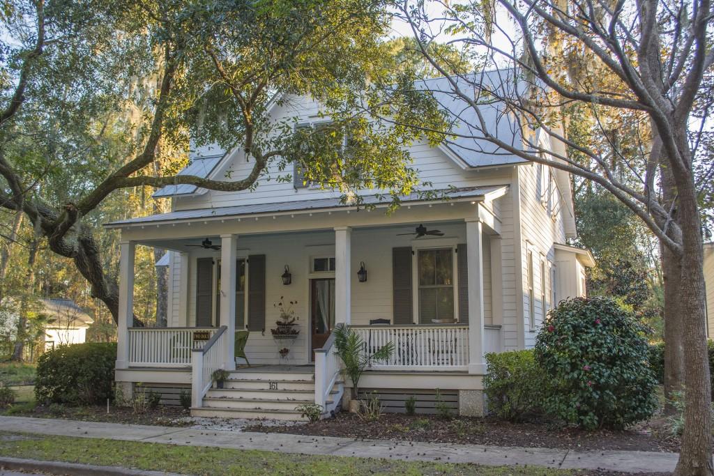 New Home Pinckney Retreat